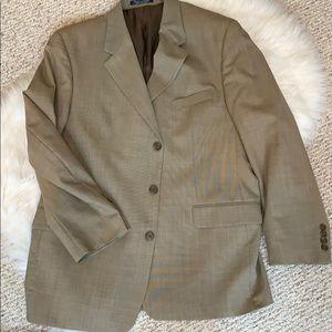 Christian St. John LTD  Men's suit coat 44 regular